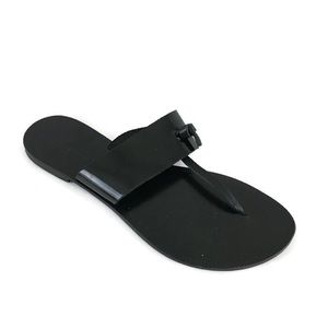Joie A La Place Patent Sandal Thong T-Strap  39 9